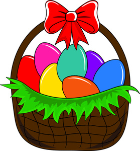 Collection Easter Egg Clipart Pictures.