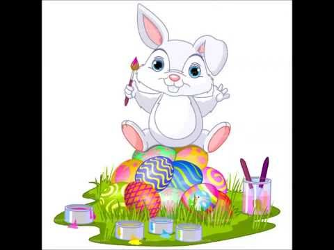 Easter Clip Art, Bunny Coloring Pages, Egg Designs.