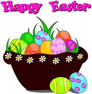 Free happy easter clip art.