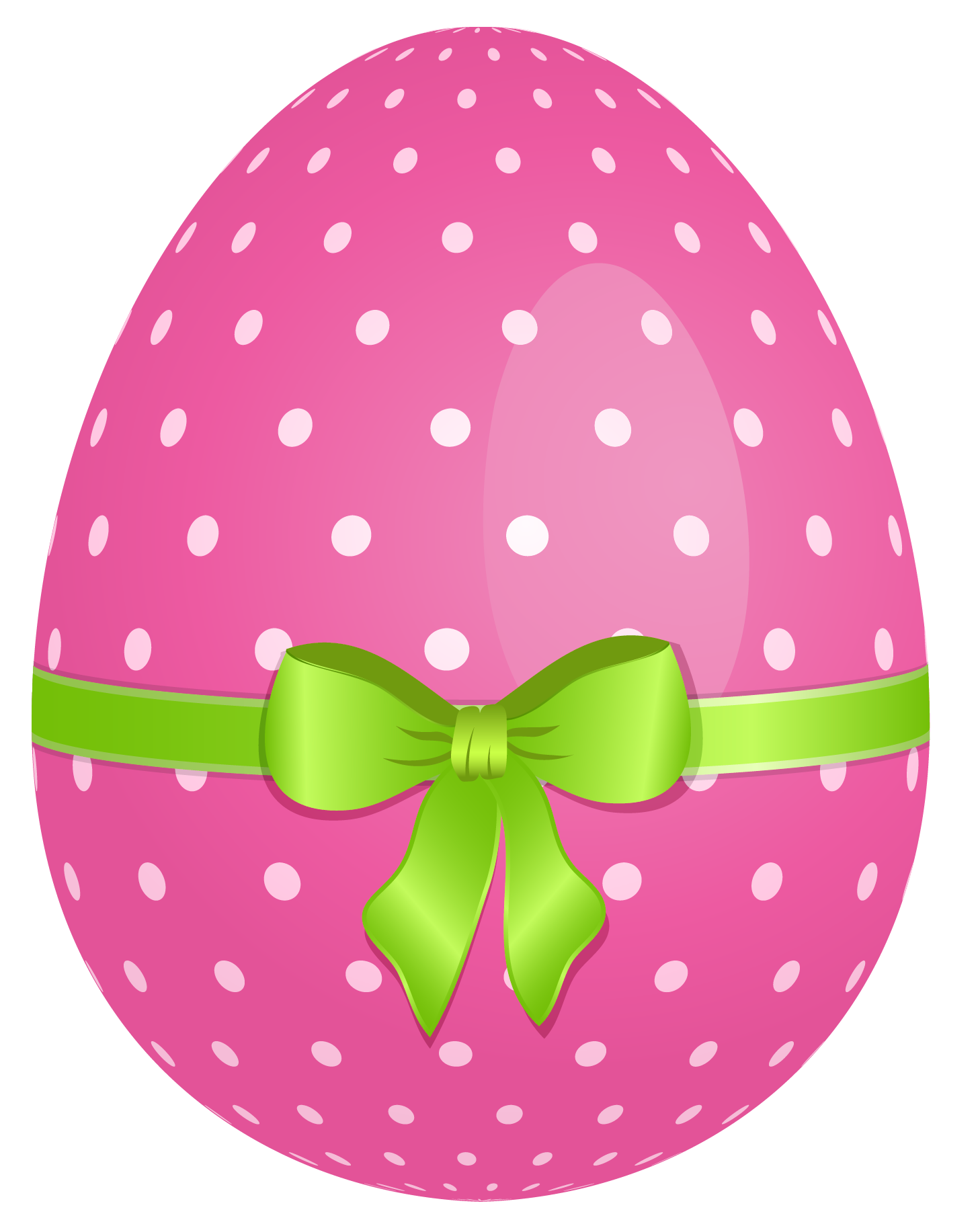 Clipart easter eggs.