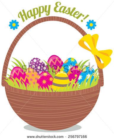 Easter basket clip art free vector download (212,660 Free vector.