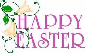 Free Religious Easter Clip Art With Verse.