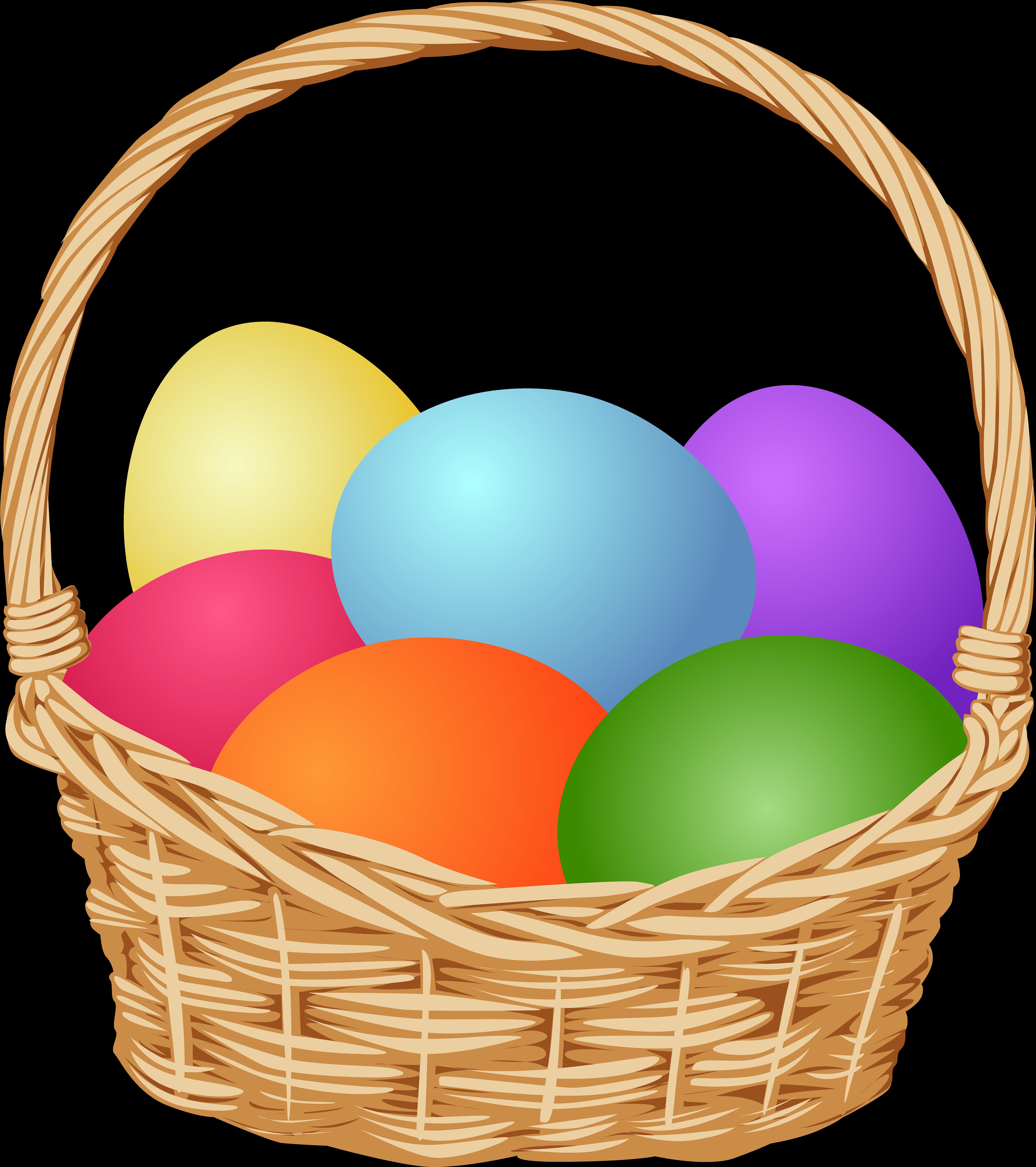 easter egg basket clipart 19 free Cliparts | Download ...