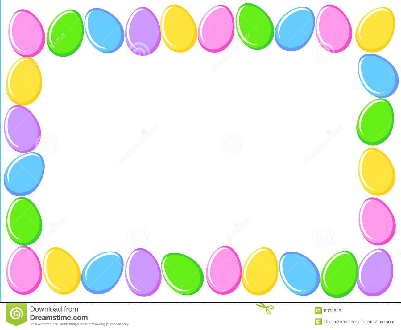 Easter Border Clip Art & Easter Border Clip Art Clip Art Images.