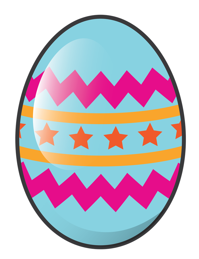 Free to Use & Public Domain Easter Eggs Clip Art.