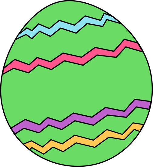 Easter Egg Clipart.