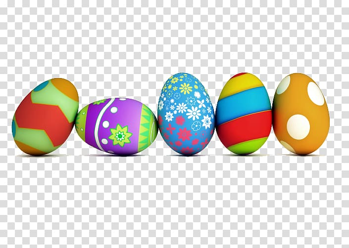 Easter Bunny Quiche Easter egg , Colorful egg is lovely transparent.