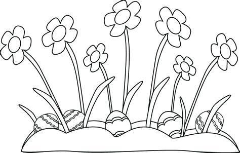 Easter egg hunt clipart black and white 1 » Clipart Portal.