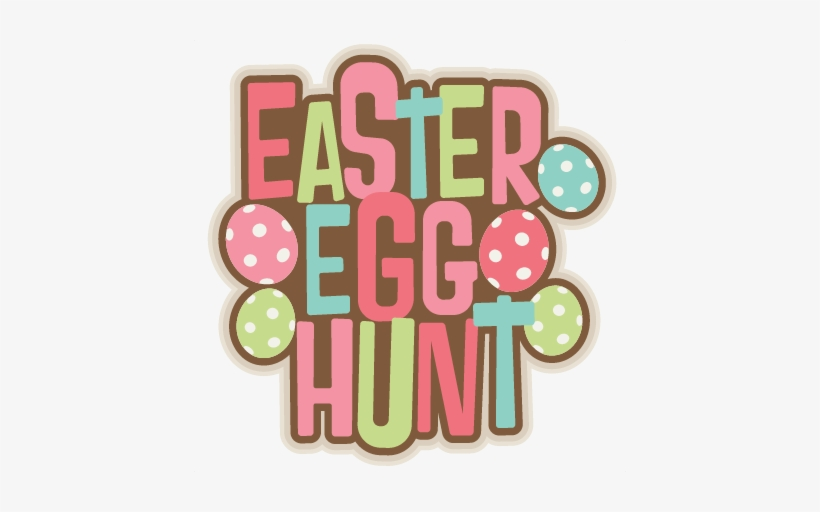 Easter Egg Hunt Pictures Clip Art.