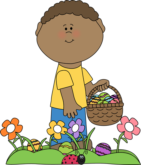 Easter Egg Hunt Clipart Images Pictures.