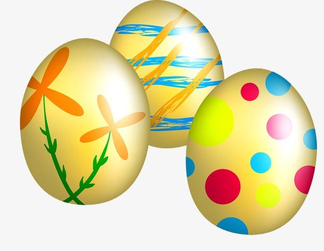 Easter Eggs, Easter Vector, Easter, Eggs #51442.