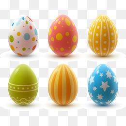 Western Holiday Easter Eggs, Easter, Egg #3995.