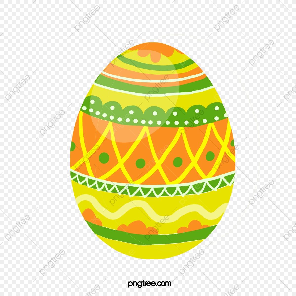 American Easter Egg Design Vector Material, Easter Vector, Egg.