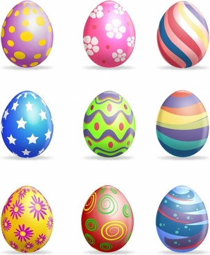 Easter eggs vector free vector download (971 Free vector) for.