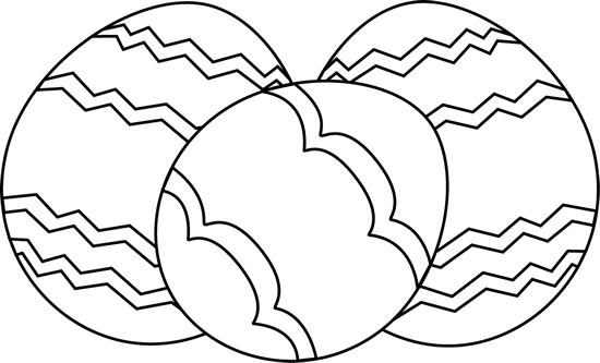 Happy Easter Egg Clipart Images.