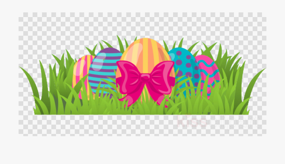 Easter Egg Png Grass.