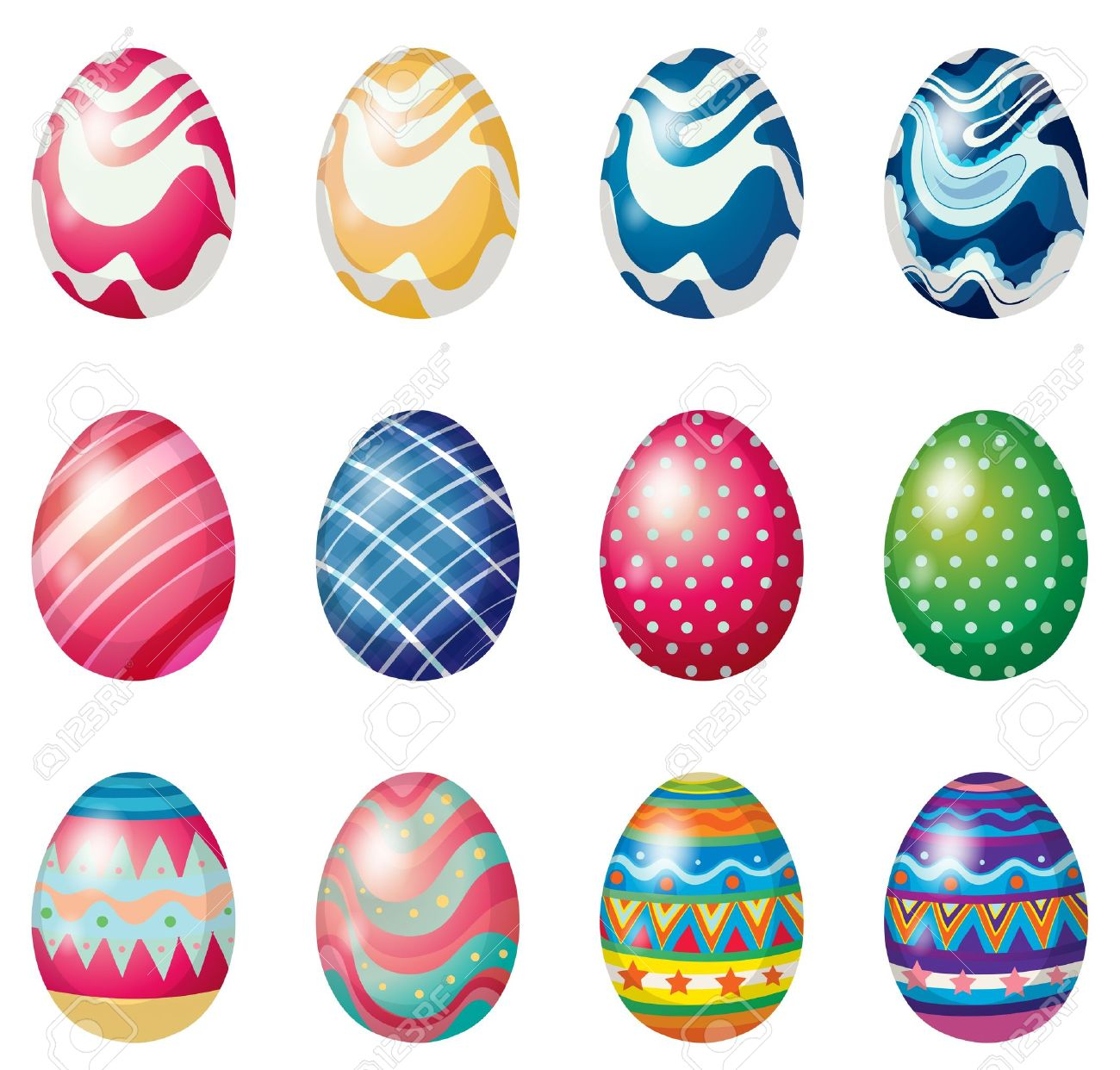 9,174 Easter Eggs Hunt Stock Vector Illustration And Royalty Free.