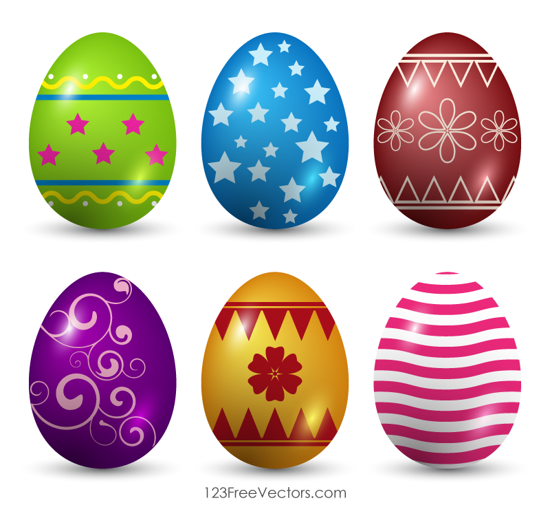 460+ Easter Vector Art Vectors.