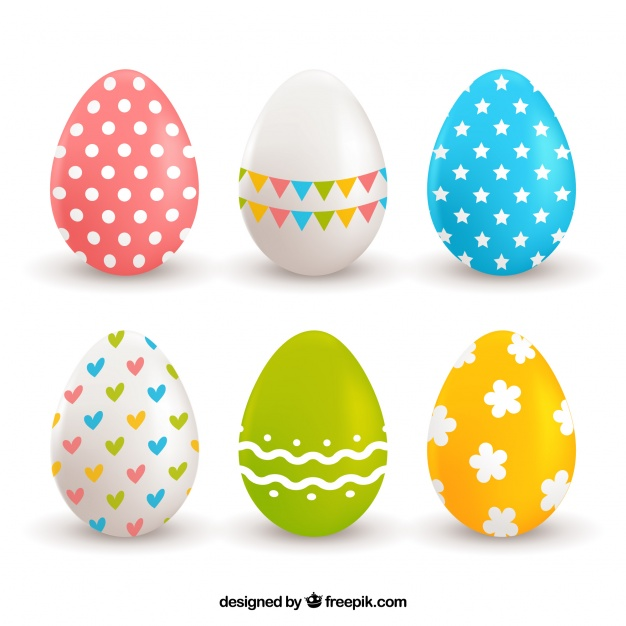 Easter Egg Vectors, Photos and PSD files.