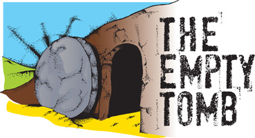 Easter clip art empty tomb.