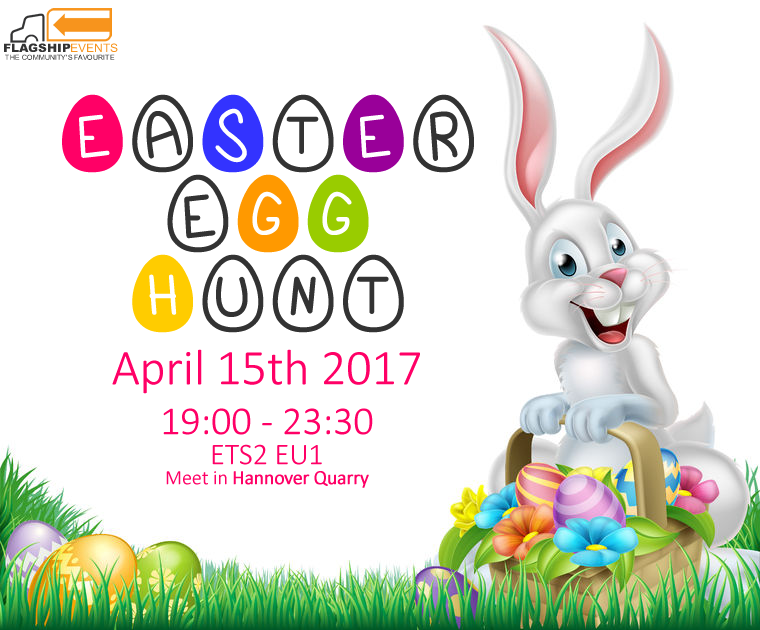 Easter Egg Hunt 2017.