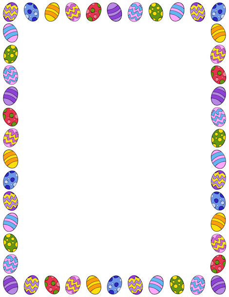 Free Easter Borders Cliparts, Download Free Clip Art, Free.