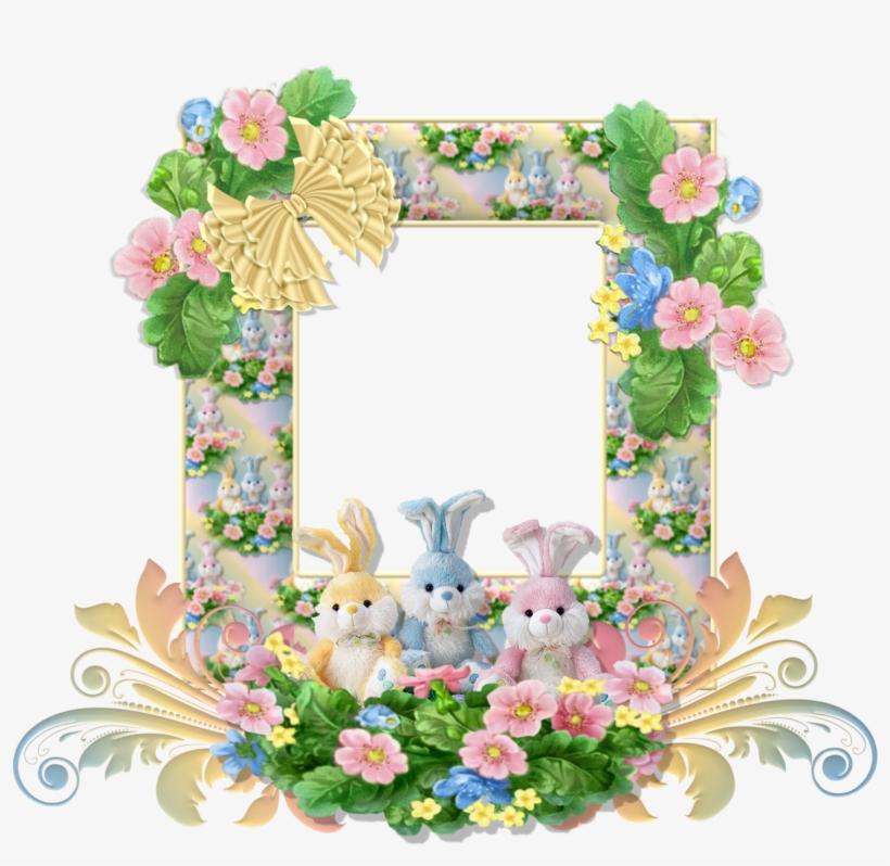 Easter Frames Free Png Image.