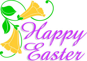 Easter cards clipart.