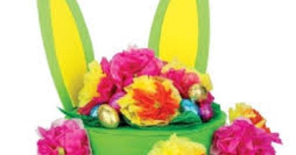 EYFS Easter Bonnet Parade.