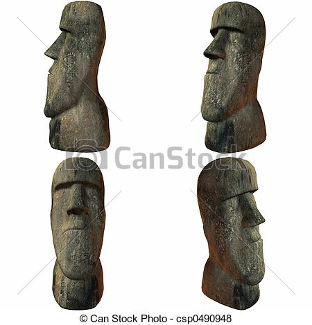 Easter island Illustrations and Stock Art. 4,038 Easter island.