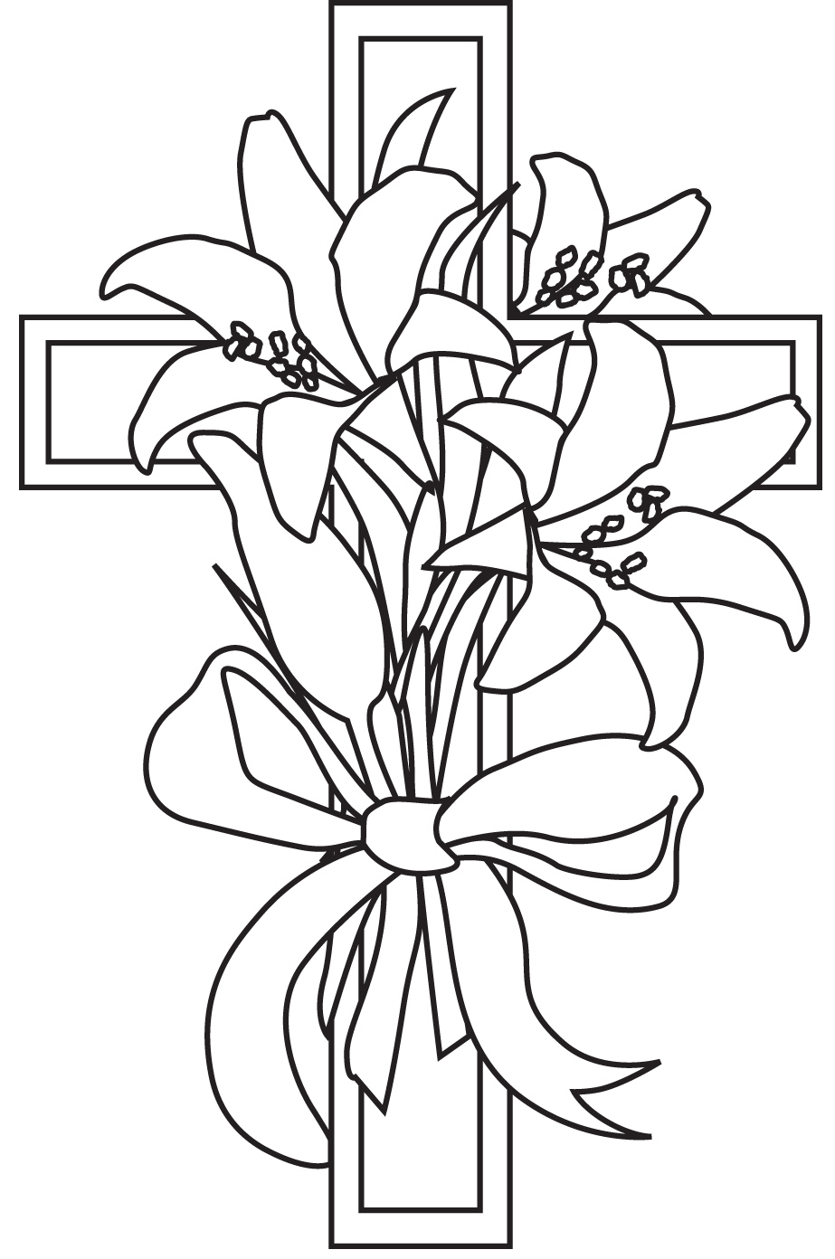 Free Lily Cross Cliparts, Download Free Clip Art, Free Clip Art on.