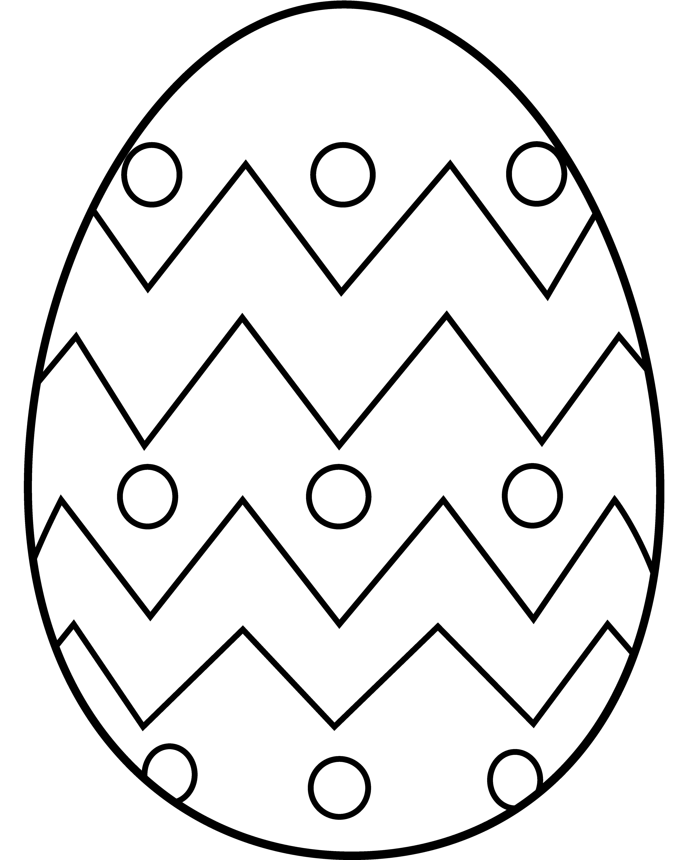 Line clipart easter egg, Line easter egg Transparent FREE.