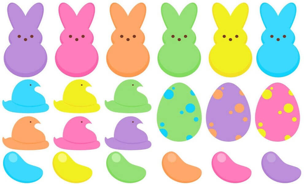 Easter peeps clipart 2 » Clipart Station.