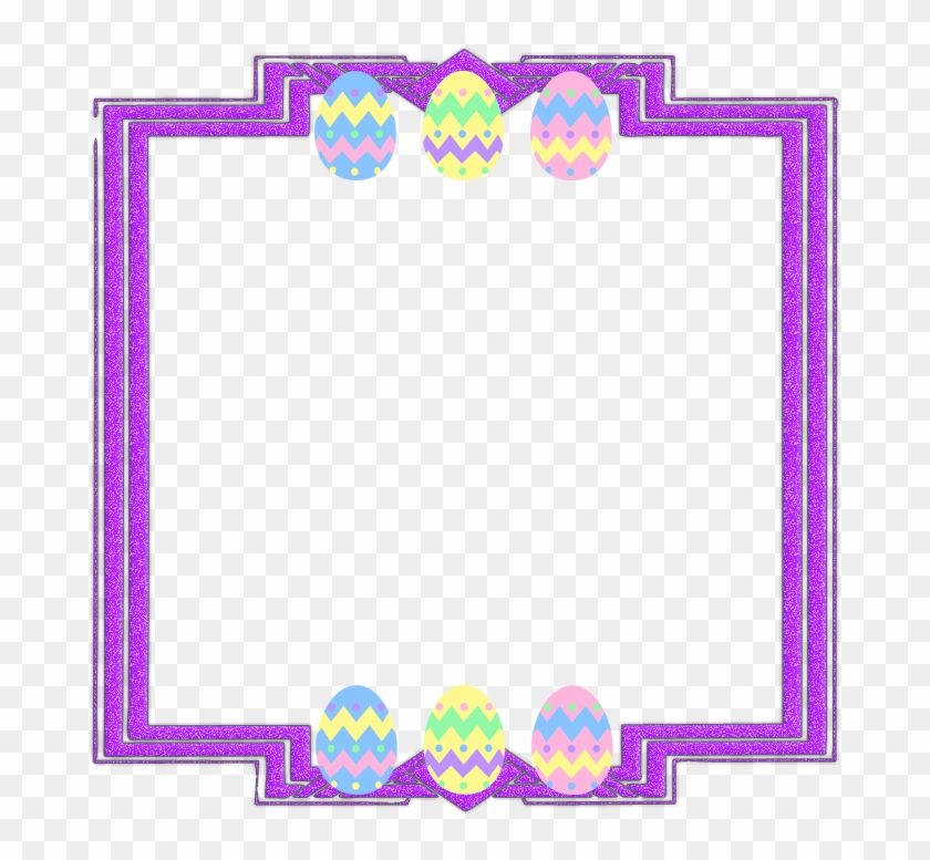 Easter Frames For Photoshop Png Free Download.