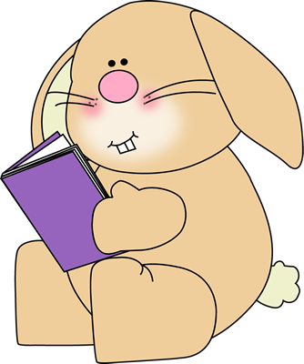 Easter Readings Clipart.
