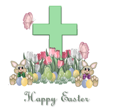 Happy easter religious clipart images gallery for free download.