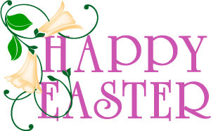 Happy easter religious clipart 1 » Clipart Station.
