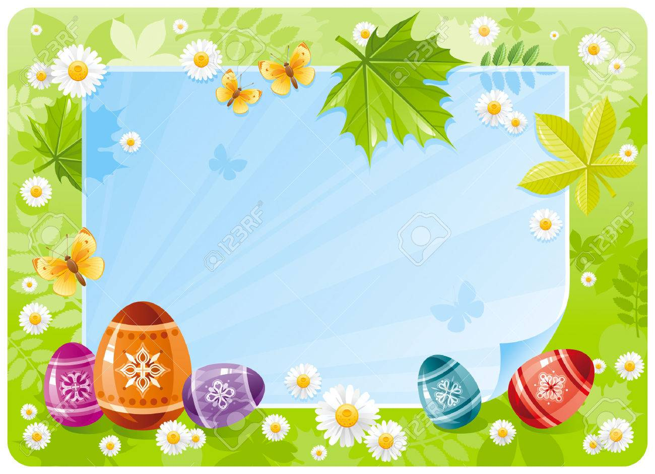 1164 Happy Easter free clipart.