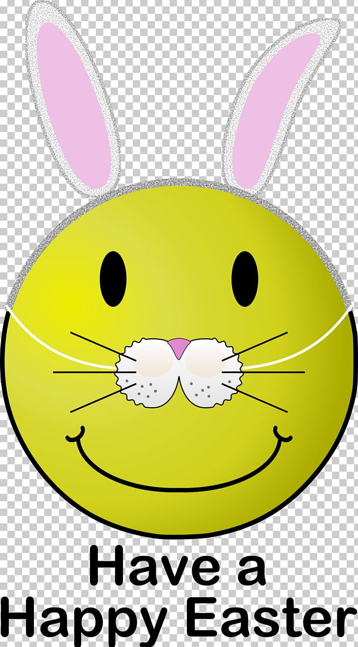 Easter Bunny Smiley Emoticon PNG, Clipart, Computer Icons, Domestic.