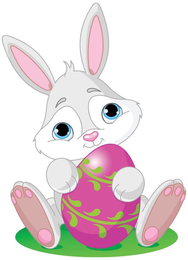 Cartoon Bunny.