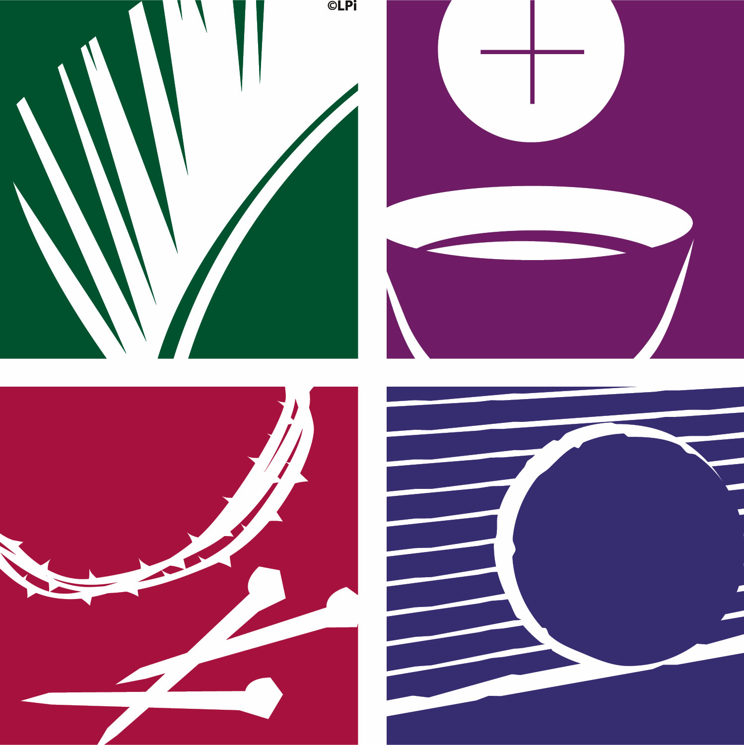 Holy Week Cliparts.