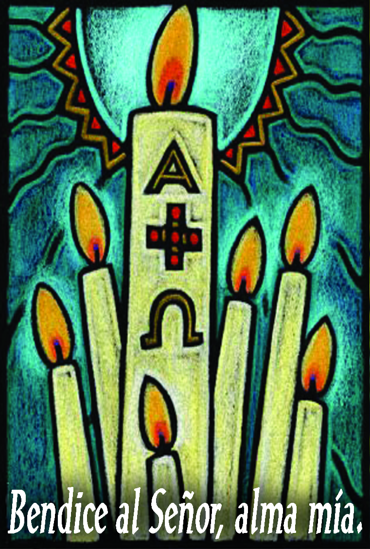 Interesting Easter Vigil Clipart Astonishing Response Spanish.