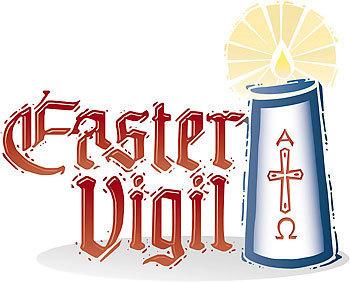 Easter Vigil.