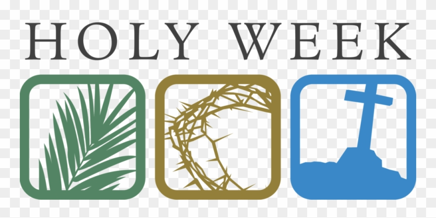 Clip Art Free Image For Holy Week.