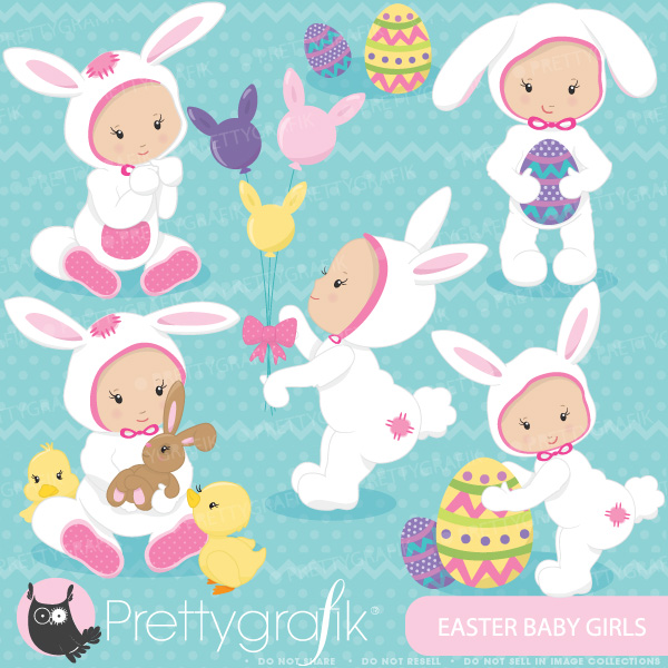 Easter : Prettygrafik, Cliparts and Illustrations.