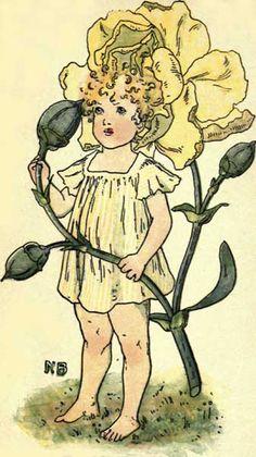 Flower, Girls and Flower children on Pinterest.