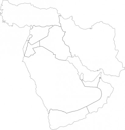 Middle East Clip Art Download.