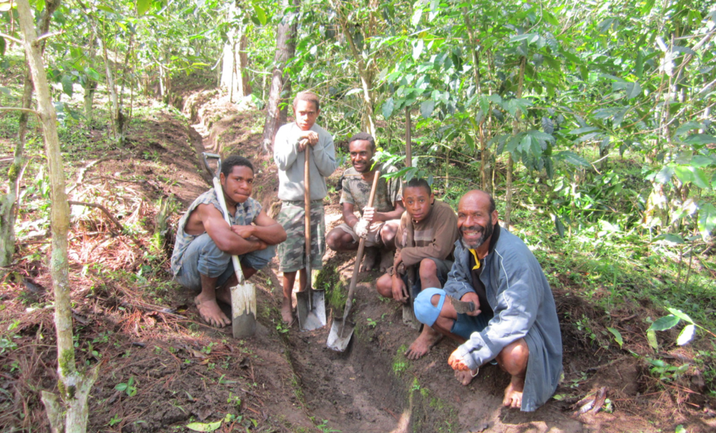 Papua New Guinea Eastern Highlands.