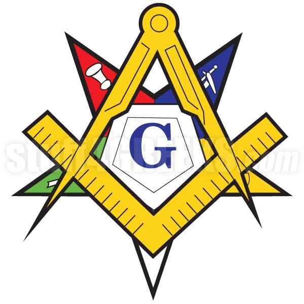 Masonic Emblem Cliparts.