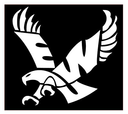 Eagles Eastern Washington University Vinyl Sticker Decals for Car Bumper  Window MacBook pro Laptop iPad iPhone (4\